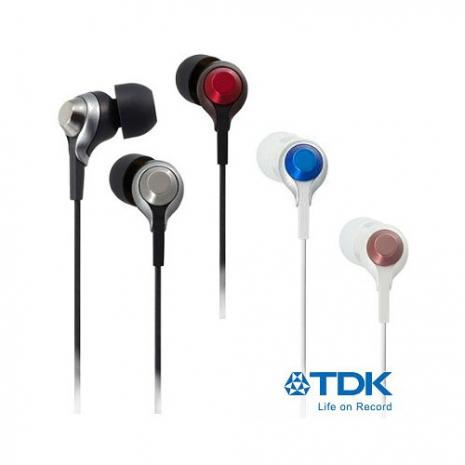 TDK 繽紛耳道式耳機 - TH-EC200
