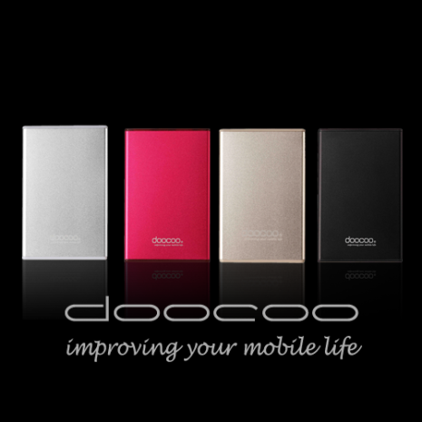 【行動電源】doocoo isimple 3.1A 8000mAh Power Bank
