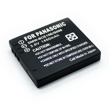 Panasonic CGA-S008/ S008E/ BCE10/ DB70/ FX30/ FX500 數位相機電池 鋰電池 (副廠)