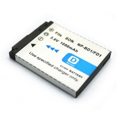 SONY NP-BD1/ FD1/ T2/ T70/ TX1 數位相機電池 鋰電池 (副廠)