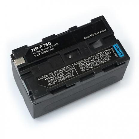 SONY NP-F750/ F770 數位相機電池 鋰電池 (副廠)