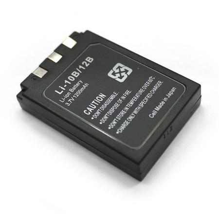 Olympus Li-10B Li-12B/ SANYO DBL10 J1 數位相機電池 鋰電池 (副廠)
