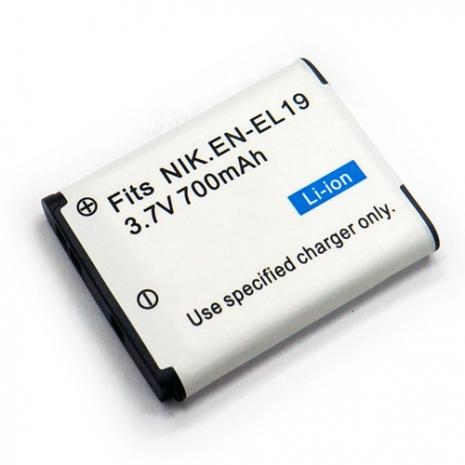 Nikon EN-EL19/ Coolpix S4300 S3200 數位相機電池 鋰電池 (副廠)