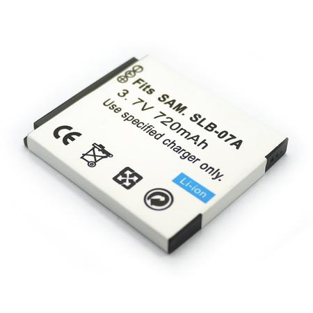 SAMSUNG SLB-07A SLB07A 數位相機電池 鋰電池 (副廠)