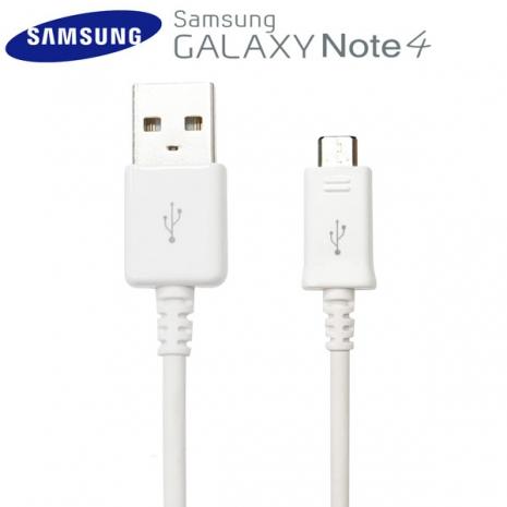 裸裝【三星原廠】SAMSUNG Note4 N910U Micro USB 傳輸充電線 盲觸點設計 《型號ECB-DU4AWE》