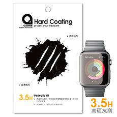 Apple Watch錶面 ^(42mm^) 智慧型手錶 抗刮亮面 螢幕保護貼^(3片裝^