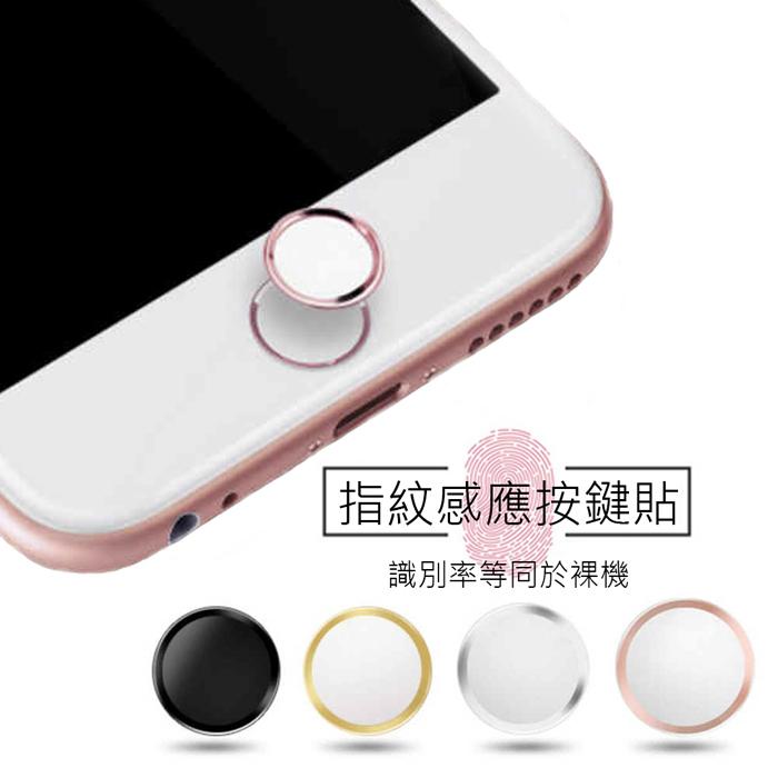 【benks】iPhone/ iPod/ iPad Home按鍵貼 指紋識別保護貼