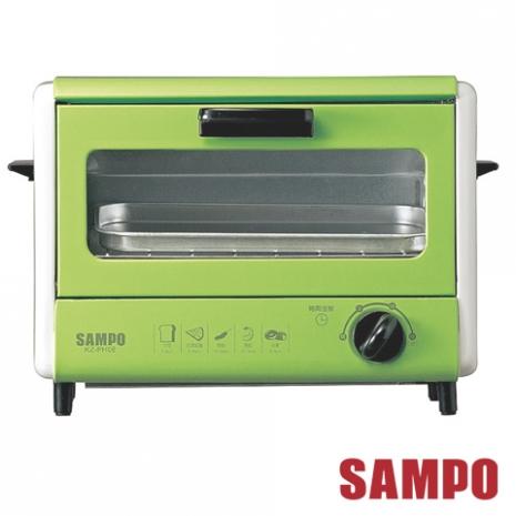 【SMAPO 聲寶】6L雙層電烤箱 (KZ-PH06)