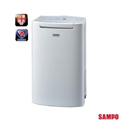 【聲寶SAMPO】6L微電腦空氣清淨除濕機 AD-BM121FT