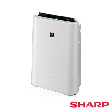 【夏普SHARP】水活力增強14坪空氣清淨機 KC-JD60T-W
