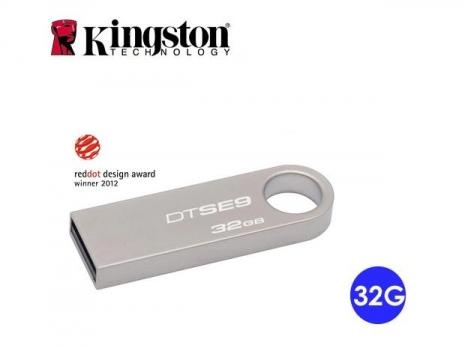 金士頓Kingston DTSE9H/32GB USB 2.0 32GB 隨身碟