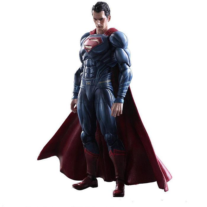 Play Arts 改 – 蝙蝠俠對超人:正義曙光-超人 代理