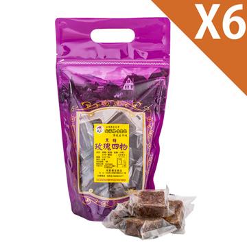向家養生食品 黑糖玫瑰四物 500g/6包入
