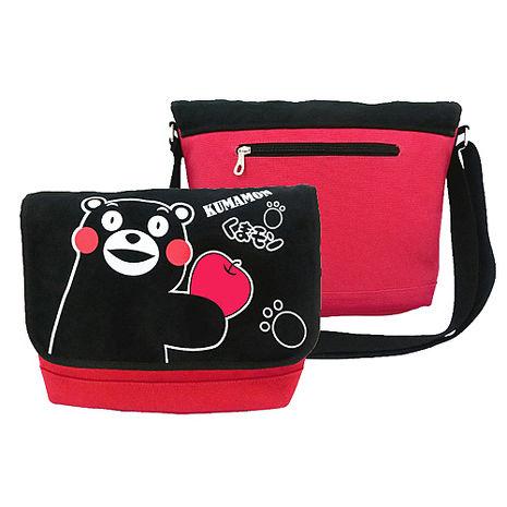 三和牌 熊本熊側背休閒背包