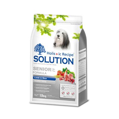 耐吉斯《高齡犬(羊肉+田園蔬果)》狗飼料1.5公斤