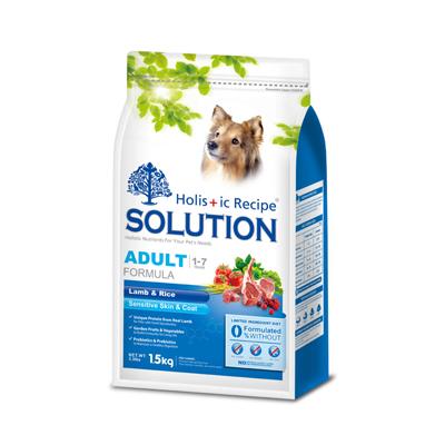 耐吉斯《成犬(羊肉+田園蔬果/小顆粒)》狗飼料1.5公斤