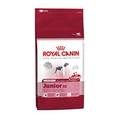 法國皇家 中型幼犬AM32 犬飼料4公斤 1包