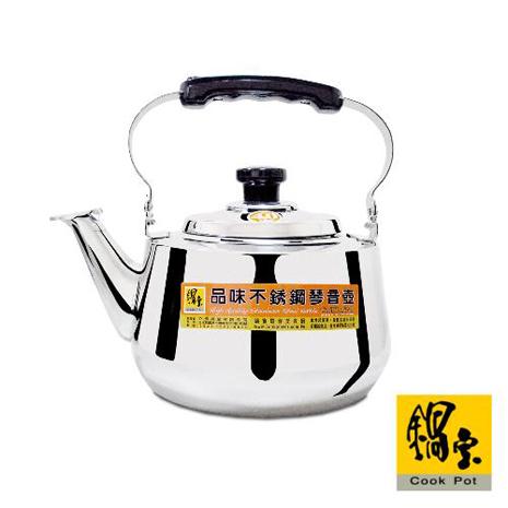 【鍋寶】品味不鏽鋼琴音壺3.0L(IKH-60130-C)