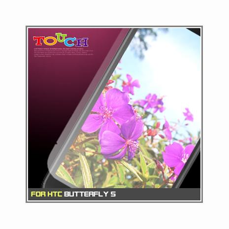 HTC Butterfly S / 901e專用高透防刮無痕螢幕保護貼