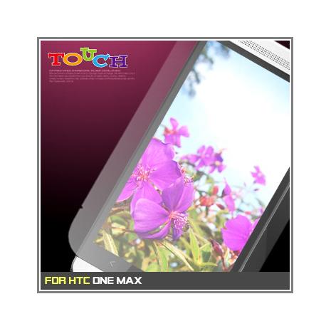 HTC One max專用高透防刮無痕螢幕保護貼