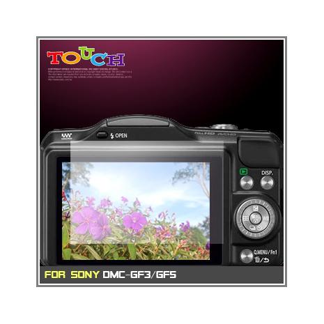 Panasonic DMC-GF3/GF5通用型高透防刮無痕螢幕保護貼