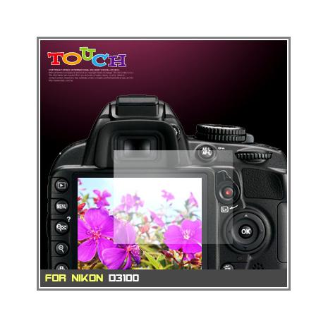 NIKON D3100專用高透防刮無痕螢幕保護貼
