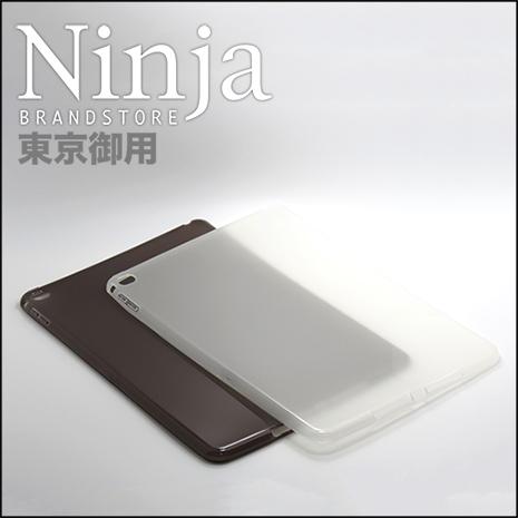 【東京御用Ninja】iPad Air 2新iPad第六代磨砂TPU清水保護套