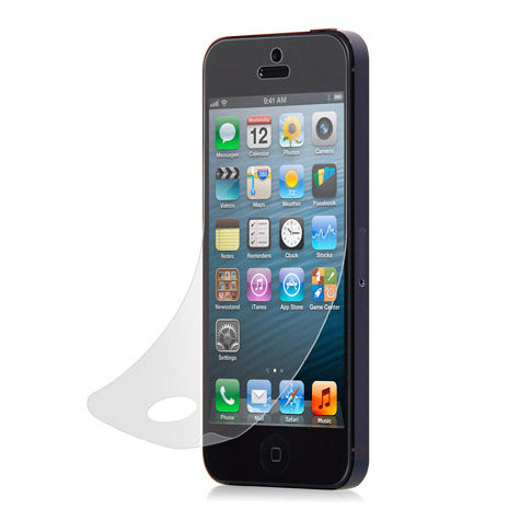 LUXA2 HC  iPhone5/5S螢幕保護貼