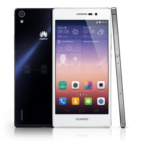 HUAWEI Ascend P7 雙卡 四核 5吋 智慧型手機