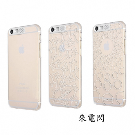 《MEGA KING》iPhone 6 Kipling Love LED訊號燈 保護殼