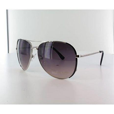 Michael Kors 時尚太陽眼鏡(銀框/黑色)