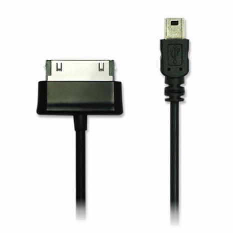 Samsung10.1吋平板電腦專用30PIN to MINI USB連接線