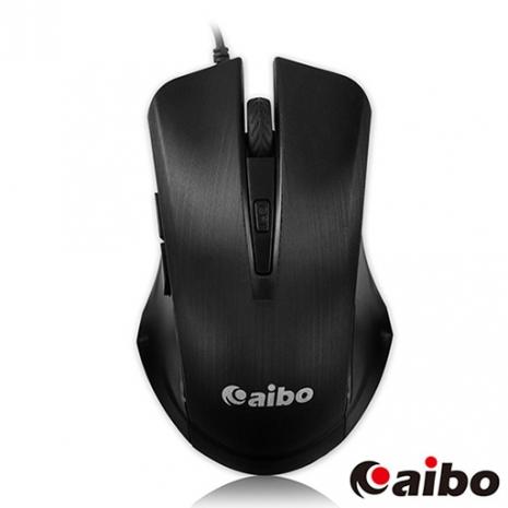 aibo S622 六鍵式高解析USB有線光學滑鼠