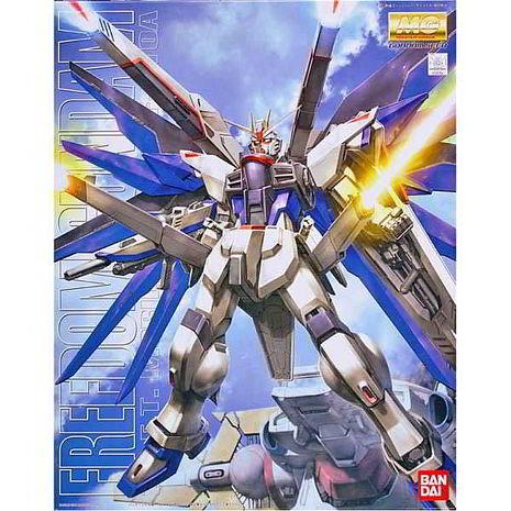 【BANDAI】GUNDAM鋼彈/MG 1/100 ZGMF-X10A/自由鋼彈