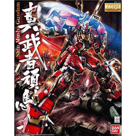 【BANDAI】GUNDAM鋼彈/MG 1/100 PS2鋼彈無雙/真武者頑馱無