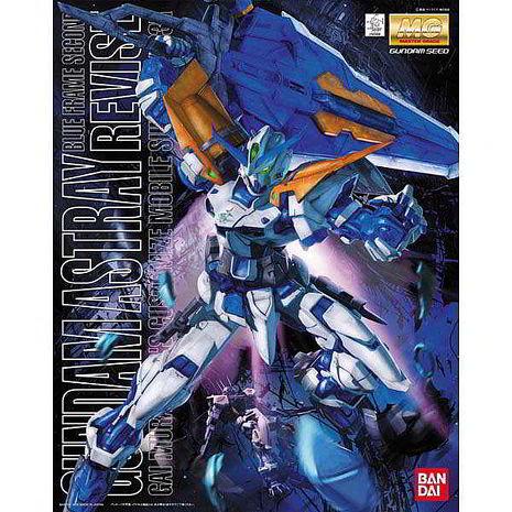 【BANDAI】鋼彈SEED/MG 1/100 MBF-P03R/藍色異端鋼彈 二型改(叢雲劾專用機)