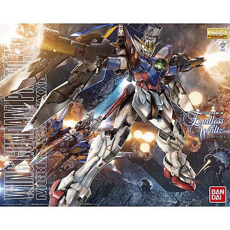 【BANDAI】新機動戰記鋼彈W 敗者的榮光/MG 1/100 XXXG-00W0/飛翼鋼彈零式 原型機EW版