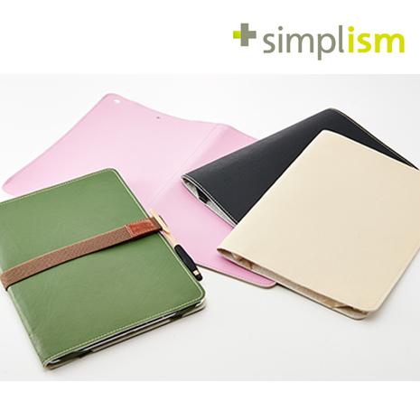 Simplism iPad Air 專用輕量型超薄平板保護套(日本品牌 )