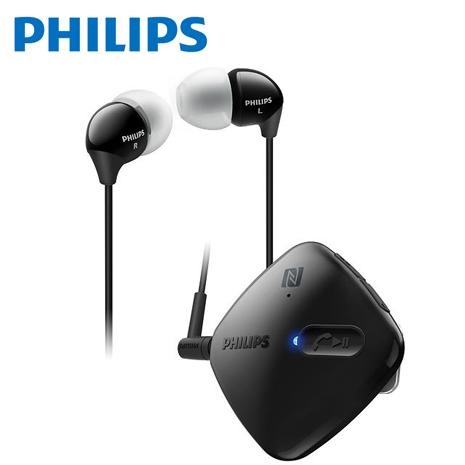 【PHILIPS飛利浦】SHB5100 第二代入耳式 NFC / 藍牙耳機 麥克風