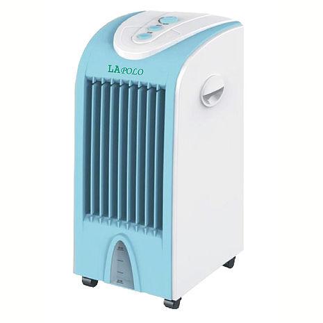 Lapolo-冰晶機械式冰冷扇LA-826(1入+贈 冰晶罐2) 行動水冷氣 移動水冷扇 風扇 立扇 大廈扇 冰風暴保濕降溫