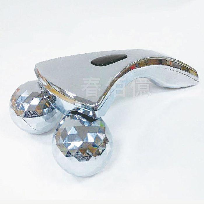 鉑麗星 3D美體滾輪按摩儀(1入) 滾輪按摩器