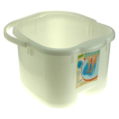 《泡湯樂》健康足浴桶-純潔白