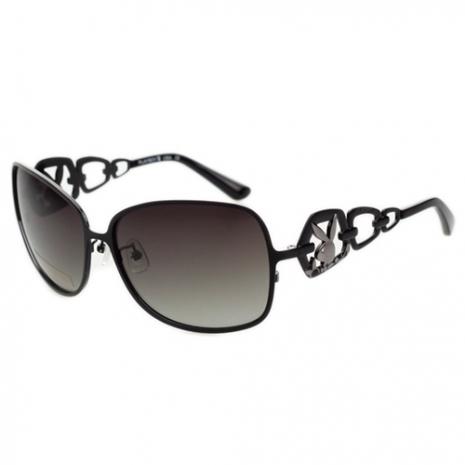 PLAYBOY-時尚太陽眼鏡(銀色)