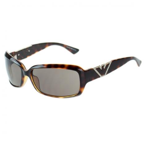 ARMANI-時尚太陽眼鏡(琥珀色)