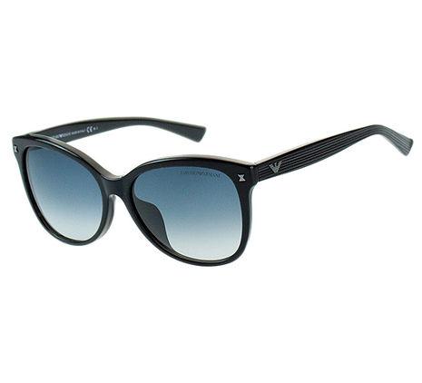 EMPORIO ARMANI-時尚太陽眼鏡(黑色) 1111活動品
