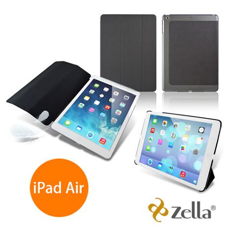 [福利品] Zella iPad Air一代專用保護皮套 Z-Air(GY)