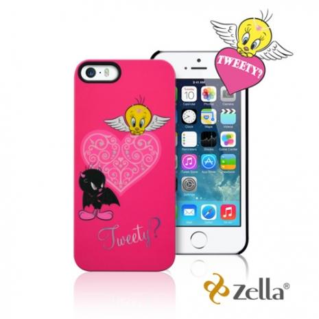 [福利品] Zella iPhone5/5S Tweety天使與魔鬼系列保護殼