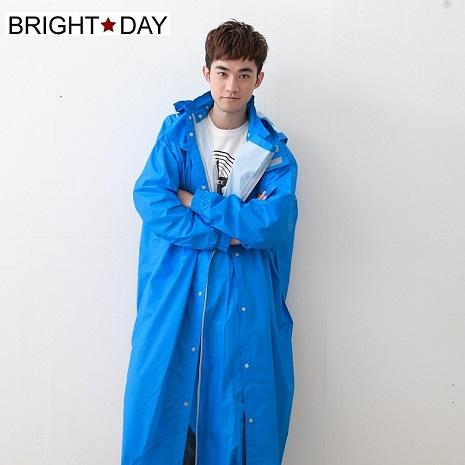 BrightDay風雨衣連身式 - 桑德史東T4前開款