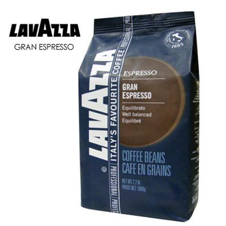 義大利 LAVAZZA GRAN ESPRESSO 重味咖啡豆(1000g)