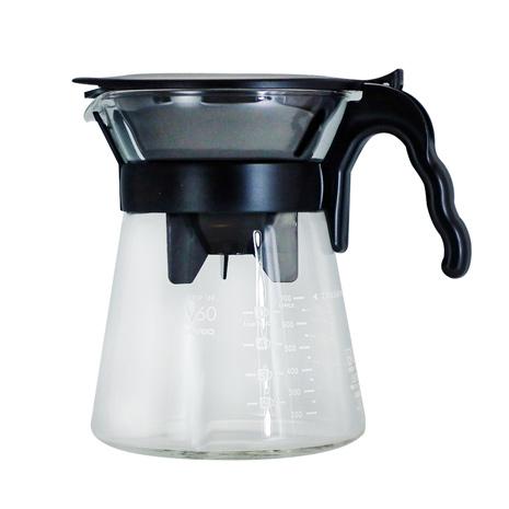 HARIO V60冷熱咖啡沖泡壺/VDI-02B/700ml
